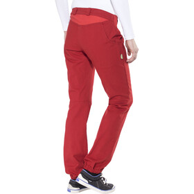 Edelrid Rope Rider Pantalon Femme, vine red
